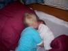 Jammie kus van me broer