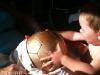Gouden voetbal!