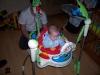 Me nieuwe jump-stoeltje!